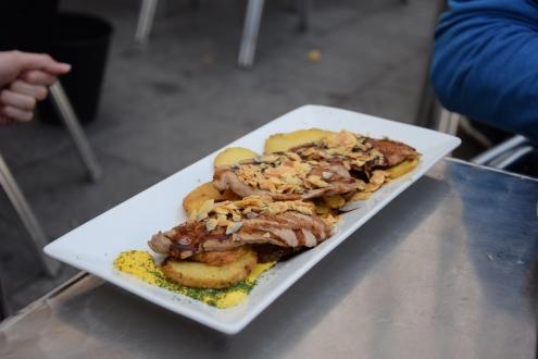 Restaurante Puerta Oro